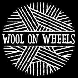 Wool on Wheels Men's Tee 2 Design